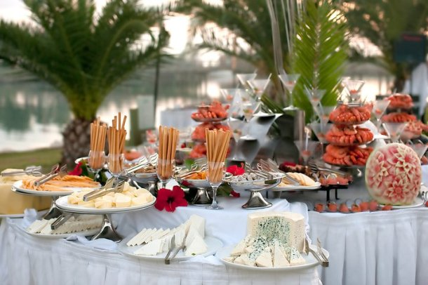 Formal dinner table setting ideas - Food Plating The Test Kitchen